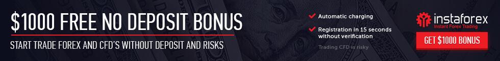 Instaforex no deposit bonus